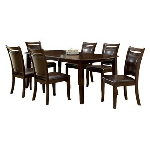 Carnadine 7 Piece Extendable Dining Set