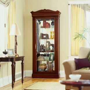 Brickhouse Embassy Curio Cabinet