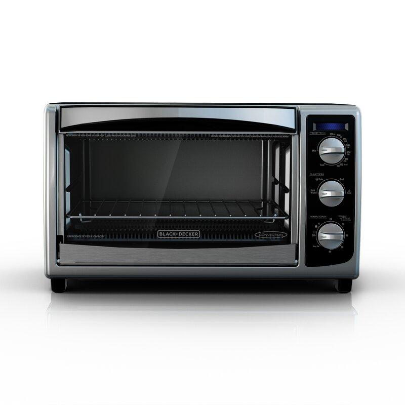 decker com countertop dp silver toaster convection black oven amazon