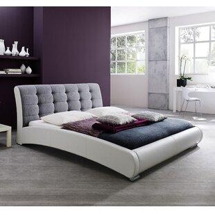 King Platform Bed With Bench | Wayfair