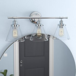 Kendrick 5 Piece 3 Light Vanity Set