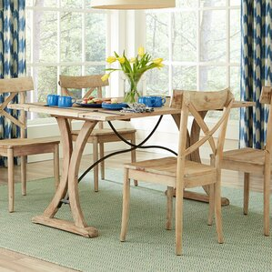 Dupre Folding Top Dining Table by One All..