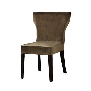 Adcock Fan Back Upholstered Dining Chair