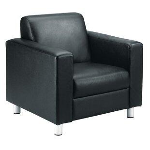 Premium Grade Leather Lounge Chair