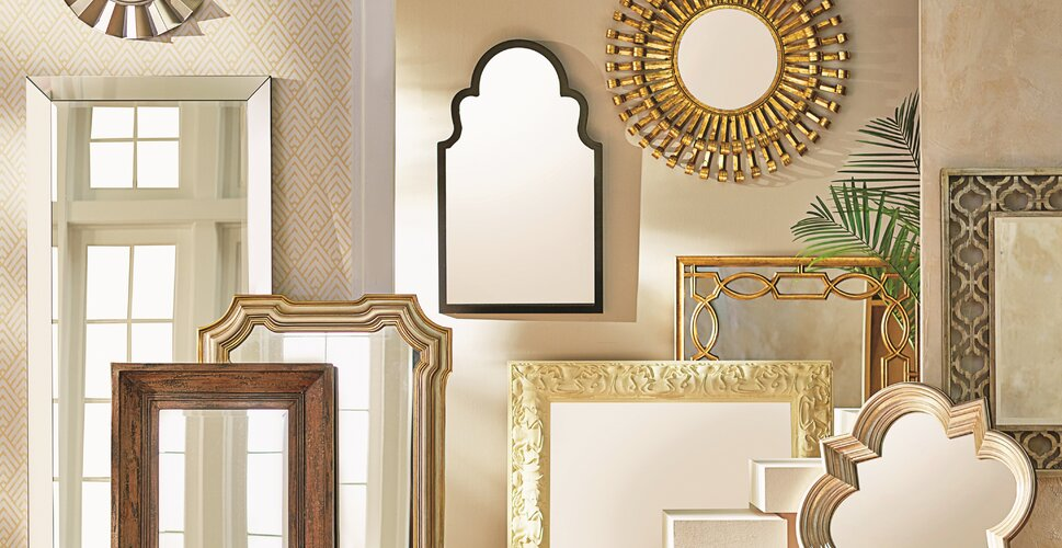 5 Star Wall Mirrors