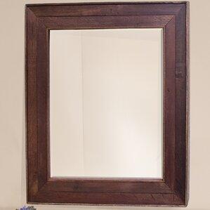 Vintner Cabernet Bathroom Mirror