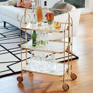 Plaza Bar Cart by Global Views