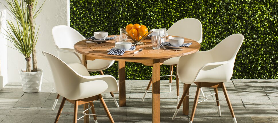 Modern Outdoor Dining Furniture AllModern