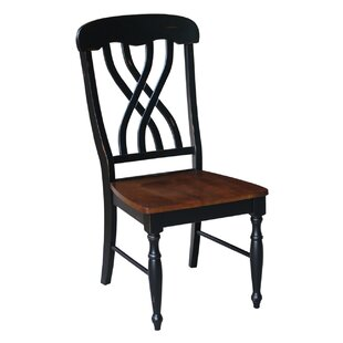 Anselme Solid Wood Dining Chair (Set of 2)