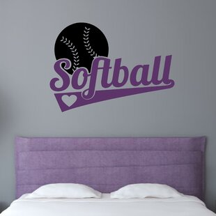 Vintage Sports Decor Wayfair - Sporting wall decals
