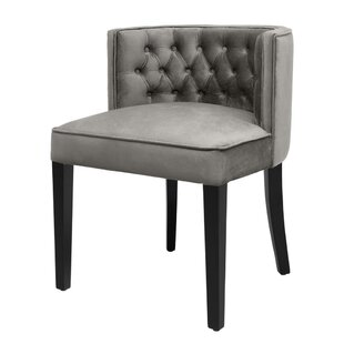 Dearborn Round Back Upholstered Dining Chair