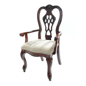Arm Chair (Set of 2) by Hazelwood Home