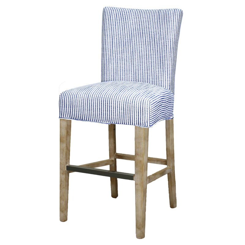 Breakwater Bay Ginevra 26 Quot Bar Stool With Cushion