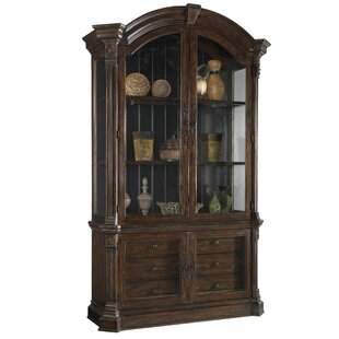 Carnaghliss Lighted China Cabinet