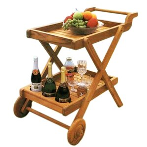 Buttlers Bar Cart by D-Art Collection