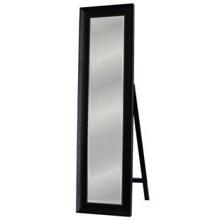Bling Cheval Floor Mirror | Wayfair