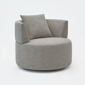 Exceptional Olivia Swivel Barrel Chair