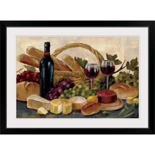 bec674a830c Framed Wine   Champagne Wall Art You ll Love