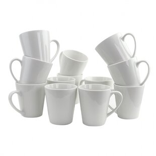 Pascal Coffee Mug Set Of 12