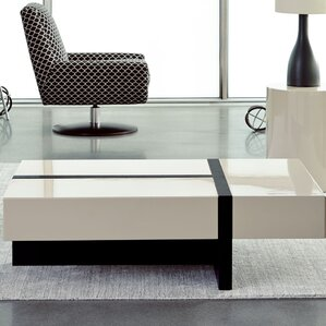 Shannon Rectangular Coffee Table by Wade Logan
