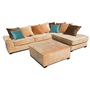 Bairdford Reversible Sectional by Red Barrel Studio