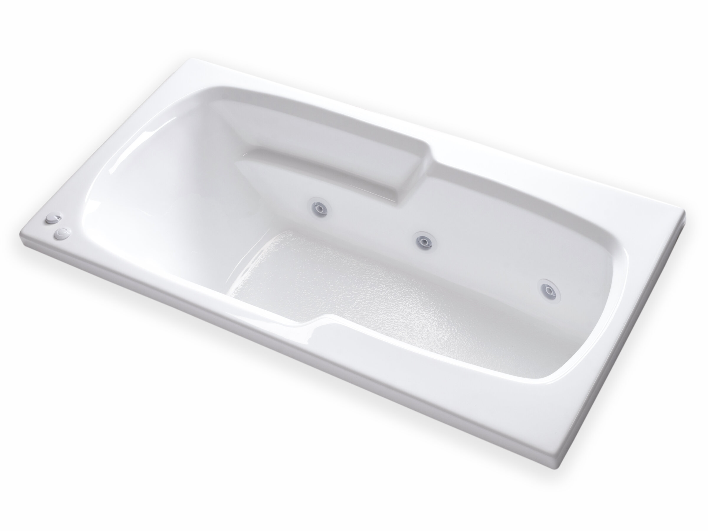 Carver Tubs Hygienic Aqua Massage 65\