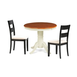 Cayton 3 Piece Breakfast Nook Dining Set Today Only Sale