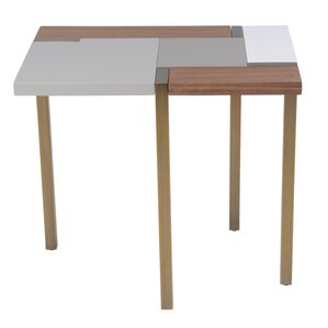 Fenno End Table by New Pacific Direct