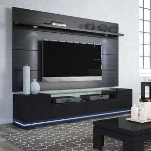 Danforth Floating Wall TV Stand for TVs up to 78