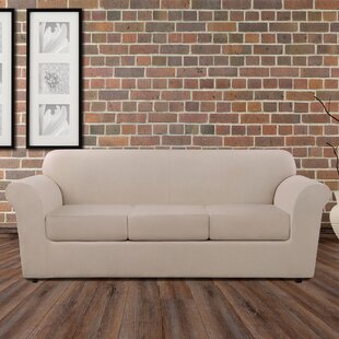 4 Piece Sofa Slipcover | Wayfair