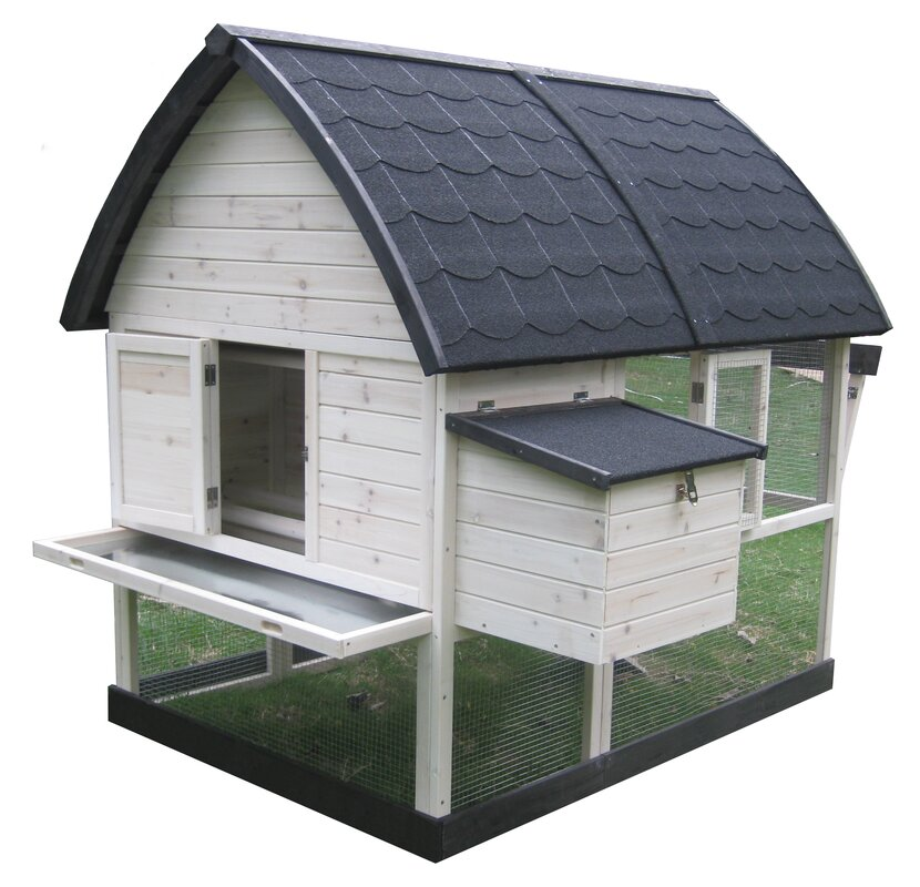 Coops FeathersTM Country Chicken Coop