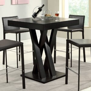 square kitchen & dining tables you'll love | wayfair