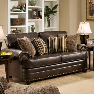 Simmons Upholstery Obryan Sofa by Darby Home Co