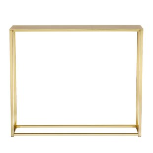 Gold Console Amp Sofa Tables You Ll Love Wayfair