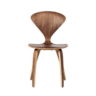Cardenas Curve Solid Wood Dining Chair