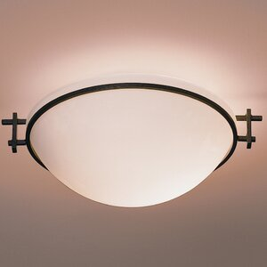Moonband Medium 1-Light Flush Mount