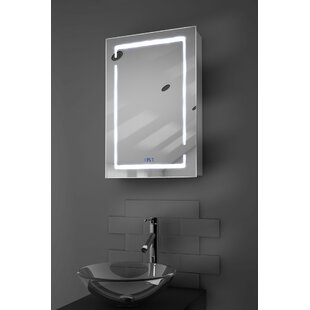 Bathroom Led Mirror Cabinet Wayfaircouk