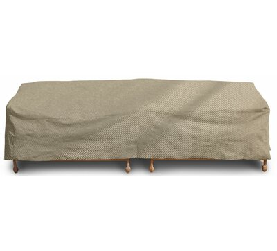 Freeport Park Aadhya Outdoor Sofa Cover Size: 35 H x 100 W x 41 D