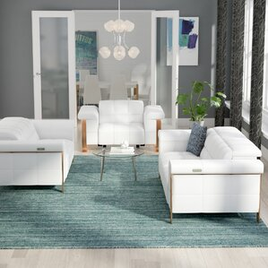 Paine 3 Piece Living Room Set by Orren Ellis