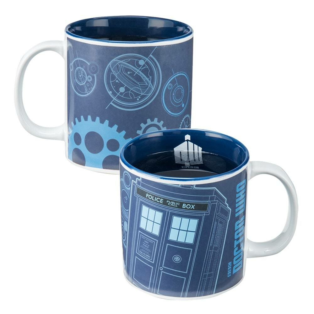 OzHeat Who 20 Doctor Reactive Coffee Mug zqVpGSUM