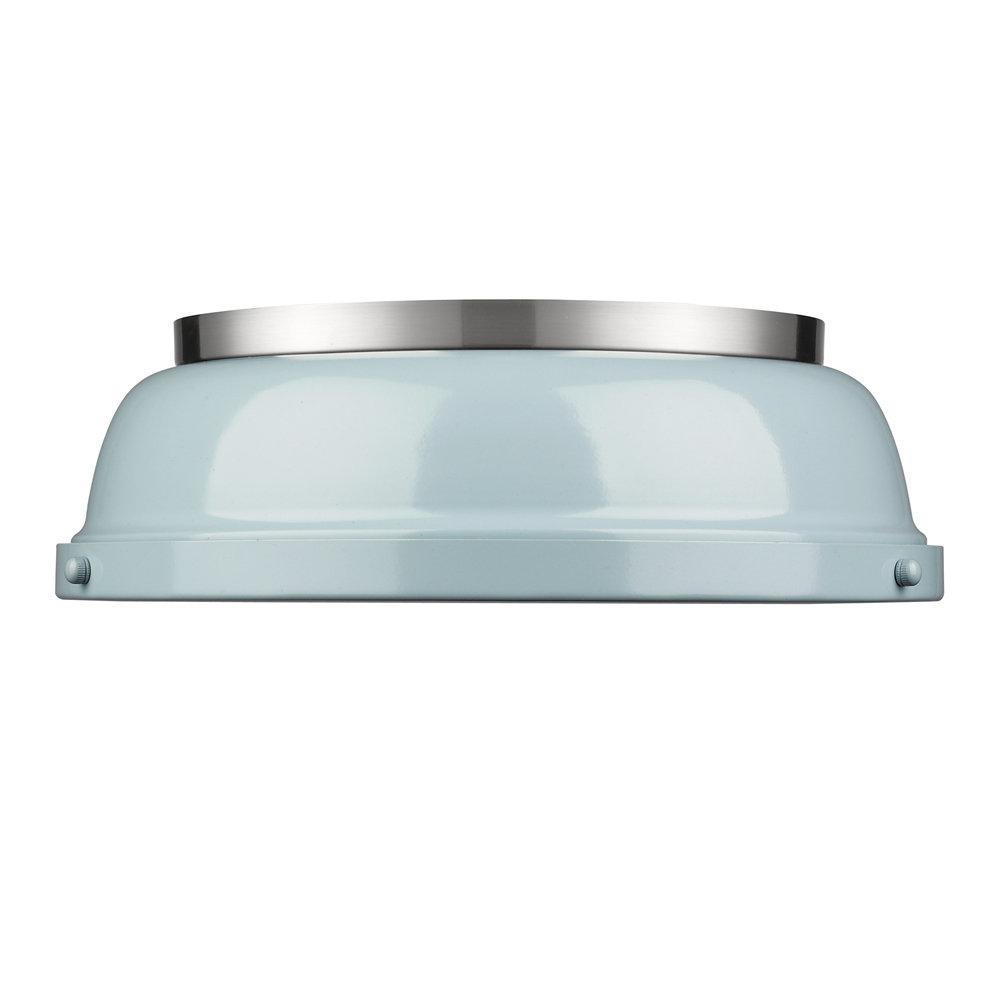 Beachcrest Home Bodalla 2-Light Dome Flush Mount & Reviews   Wayfair