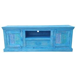 TV-Lowboard Blue für TVs bis zu 60