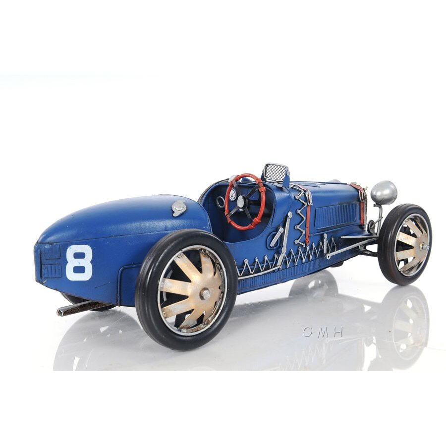 Design of car model - Bugatti Type 35 Car Model