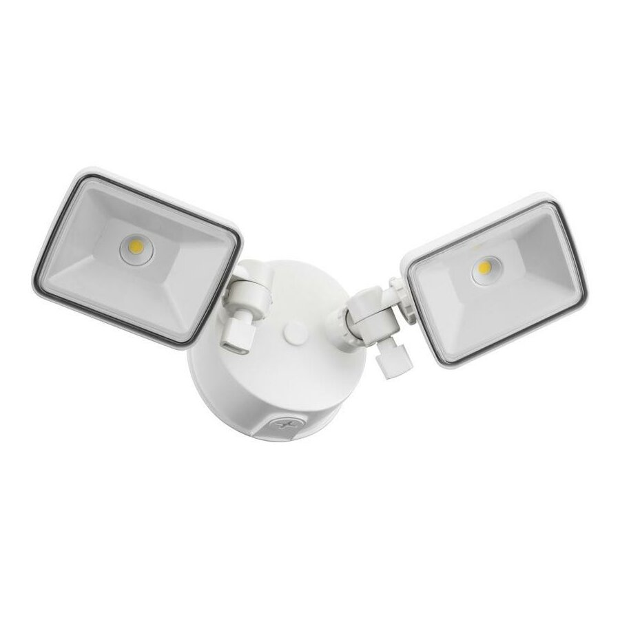 lithonia lighting olf 2 head led outdoor floodlight. Black Bedroom Furniture Sets. Home Design Ideas