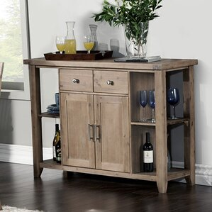 Centralia Buffet Table by ..