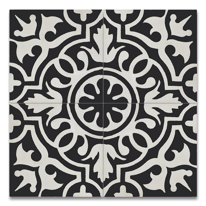 Moroccan Mosaic Tile House Baha 8\