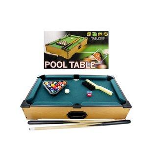 Pool table top wayfair tabletop pool table greentooth Gallery
