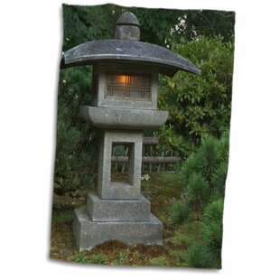 Japanese Stone Garden Lanterns | Wayfair
