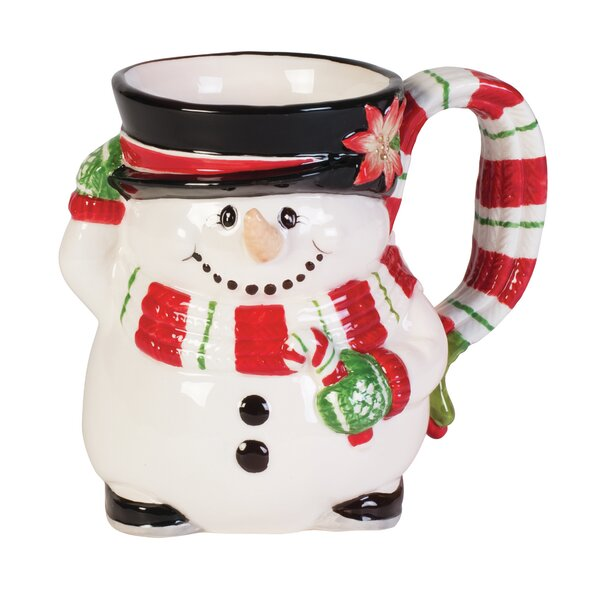 christmas mugs youll love wayfair - Cheap Christmas Mugs