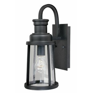 Cascades 1-Light 100W Outdoor Wall Lantern